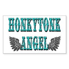 Honky Tonk Woman Decal