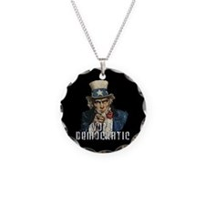 Vote Democratic II - Uncle Sa Necklace