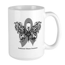 Tribal Parkinson's Disease Mug