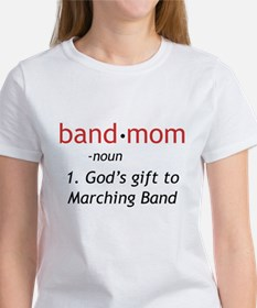 Definition of a Band Mom Tee