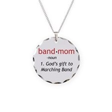 Definition of a Band Mom Necklace