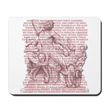 Laocoon Full Text Mousepad
