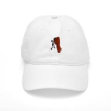 Cute Cliff hangers Baseball Cap