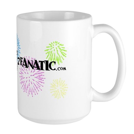 Large DizFanatic Mug