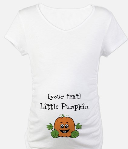 [Personalize] Little Pumpkin Shirt