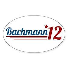 Michelle Bachmann 2012 Decal