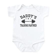 Daddy's Training Partner Onesie
