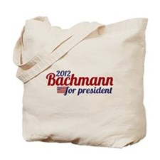 Bachmann for President 2012 Tote Bag