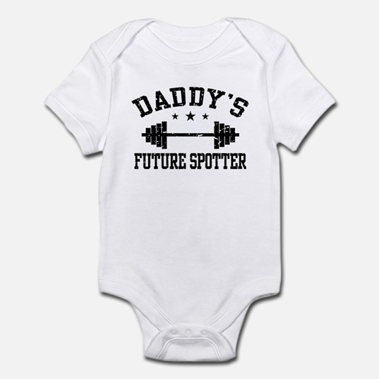 Daddy's Future Spotter Infant Bodysuit