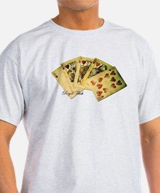 Classic Royal Flush T-Shirt