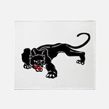 Panther Throw Blanket