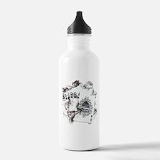 Smokin' Royal Flush Water Bottle
