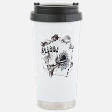 Smokin' Royal Flush Travel Mug