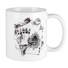 Smokin' Royal Flush Mug