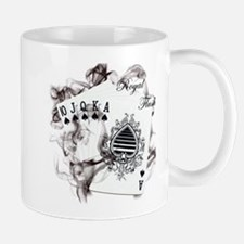Smokin' Royal Flush Mug