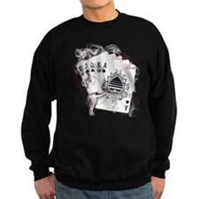 Smokin' Royal Flush Sweatshirt