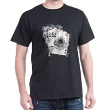 Smokin' Royal Flush T-Shirt