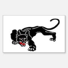 Panther Decal