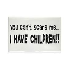 I Have Children Rectangle Magnet