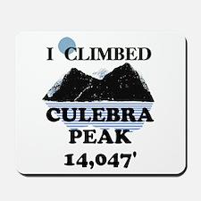 I Climbed Culebra Peak Mousepad