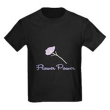 Lavender Flower Power T