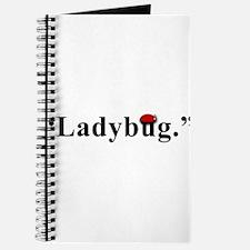 Ladybug. Journal
