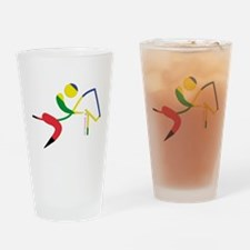 Equestrian Horse Olympic Pint Glass