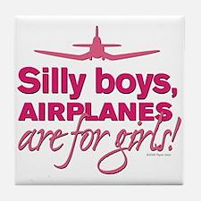 Silly Boys Corsair Tile Coaster
