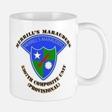 SOF - Merrills Marauders Mug