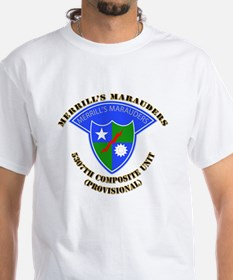 SOF - Merrills Marauders Shirt