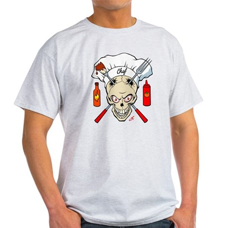 Barbeque Hell! Light T-Shirt