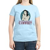 Coffee lover Women's Light T-Shirt