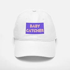 Baby catcher midwife gift Baseball Baseball Cap