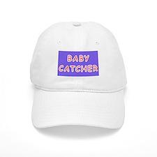 Baby catcher midwife gift Baseball Cap