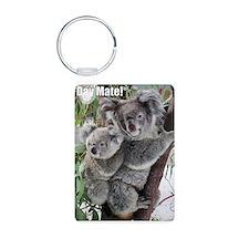 Unique Marsupial Keychains