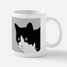Tuxedo Kitty Mug