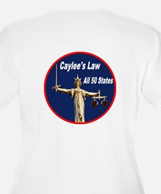 Caylee's Law All 50 States T-Shirt