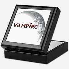 Vampire Moon Keepsake Box