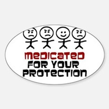 Medicated Decal