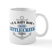 US Navy Little Creek Base Mug