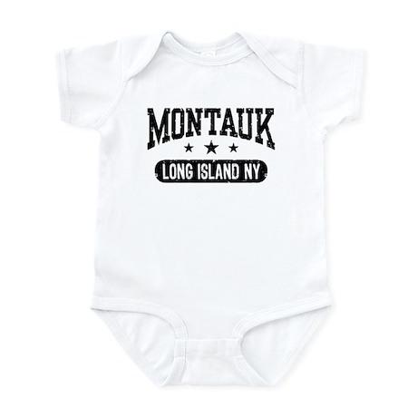 Montauk Long Island NY Infant Bodysuit