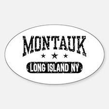 Montauk Long Island NY Decal