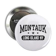 """Montauk Long Island NY 2.25"""" Button"""
