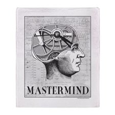 Mastermind Throw Blanket
