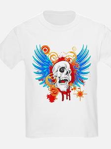 Demon Hunter Death Angel Bike T-Shirt