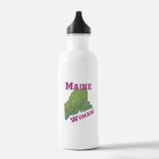 Maine Woman Water Bottle