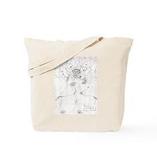 Viola Fingerboard Music Tote Bag
