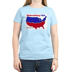 Webwalking USA T-Shirt