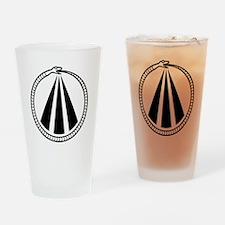 Druid Snake Pint Glass