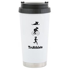 Women's Triathletes II Travel Mug